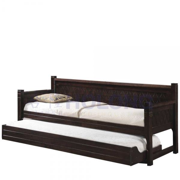 Daybed & Captain Bed HL5801 Daybed & Captain Beds Johor, Malaysia, Yong Peng Manufacturer, Maker   Holong Wood Industries Sdn Bhd