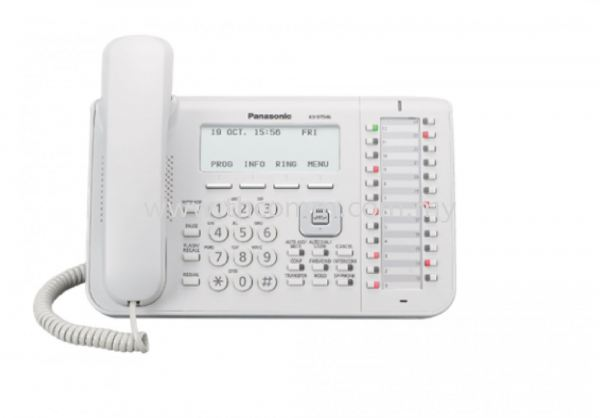 KX-DT546 Digital Telephone with 6-Line Display Panasonic Telephone Johor Bahru JB Malaysia Supply, Suppliers, Sales, Services, Installation | TH COMMUNICATIONS SDN.BHD.