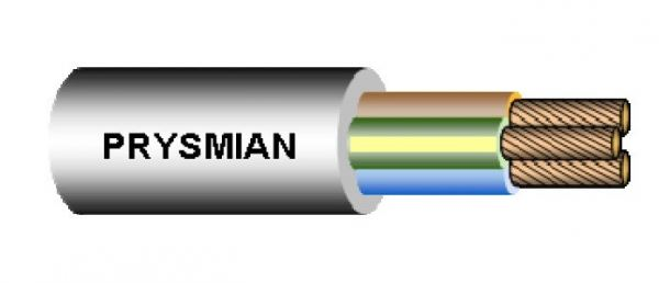 PRYSMIAN 450/750V H07RN-F Prysmain H07RN-F  Rubber Insulated Cable  Malaysia, Selangor, Kuala Lumpur (KL), Subang Jaya Supplier, Distributor, Supply, Supplies | Electplus Industry Sdn Bhd