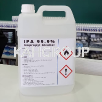 ISOPROPLY  ALCOHOL OF 99.9 % PURITY 5Litre