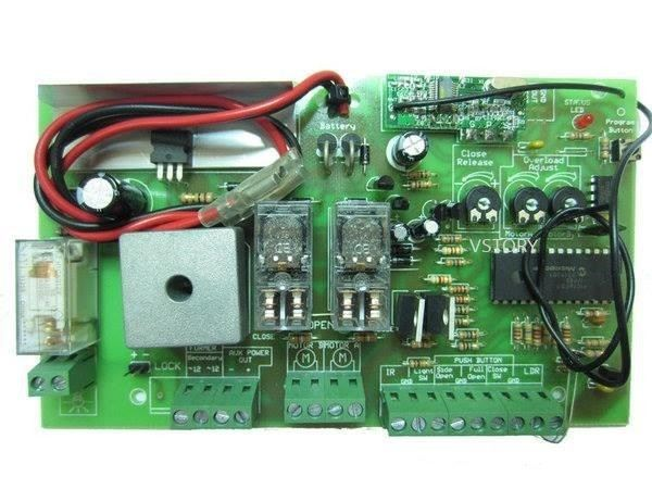 668 433MHz Auto Gate Penang, Malaysia, Georgetown Supplier, Installation, Supply, Supplies   VSTORY SDN BHD