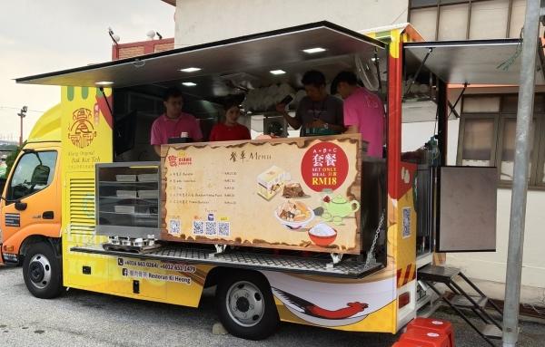 Food Truck 05 Food Truck Malaysia, Selangor, Kuala Lumpur (KL), Seri Kembangan Supplier, Suppliers, Supply, Supplies | EW TRUCK BODY SPECIALIST