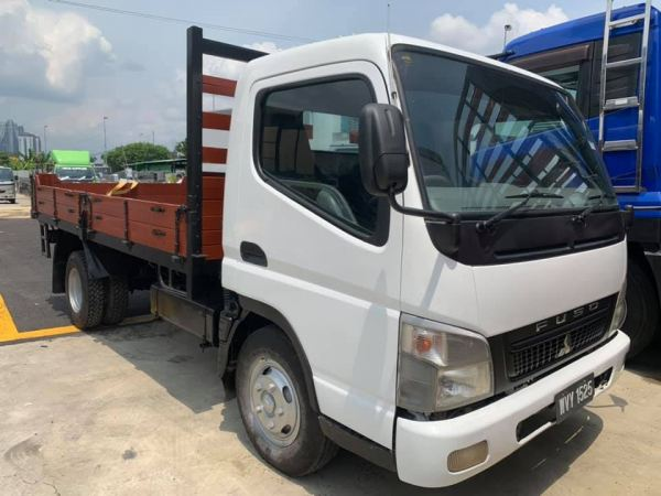 Used Mitsubishi Used Truck Malaysia, Selangor, Kuala Lumpur (KL), Seri Kembangan Supplier, Suppliers, Supply, Supplies | EW TRUCK BODY SPECIALIST