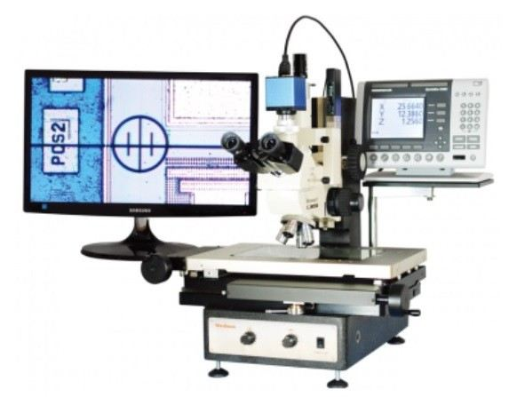 Hisomet IIMeasuring Microscope with Focus indicator, Union