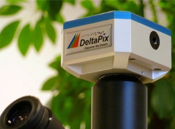 Digital Camera with Imaging software, Deltapix Invenio 5SIII