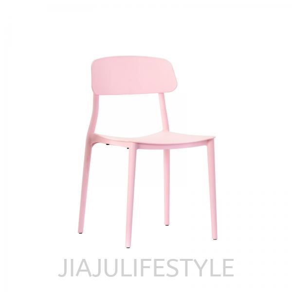 PDC-1960 Chairs Plastic Dining Series Furniture Penang, Malaysia, Bukit Mertajam Supplier, Suppliers, Supply, Supplies | Jiaju Lifestyle Sdn Bhd