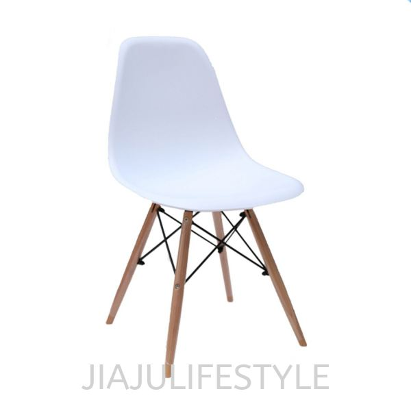 PDC-1610-WHT Chairs Plastic Dining Series Furniture Penang, Malaysia, Bukit Mertajam Supplier, Suppliers, Supply, Supplies | Jiaju Lifestyle Sdn Bhd
