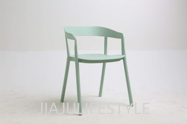 PDC-2181-LGN Chairs Plastic Dining Series Furniture Penang, Malaysia, Bukit Mertajam Supplier, Suppliers, Supply, Supplies | Jiaju Lifestyle Sdn Bhd