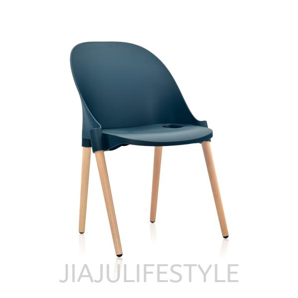 PDC-1400-DGR Chairs Plastic Dining Series Furniture Penang, Malaysia, Bukit Mertajam Supplier, Suppliers, Supply, Supplies | Jiaju Lifestyle Sdn Bhd