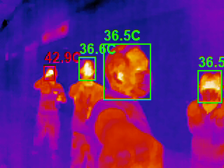 AZTC9288 Thermal Body Temperature Screener Thermal Camera Cheras, Kuala Lumpur(KL), Malaysia. Suppliers, Supplies, Supplier, Supply | AZSECU Distribution Sdn Bhd