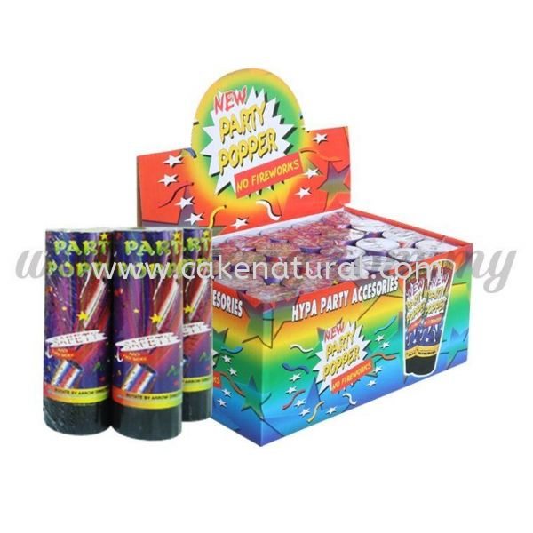 11cm Poppers (PP-11) Poppers Accessories Malaysia, Selangor, Kuala Lumpur (KL), Kapar Supplier, Delivery, Supply, Supplies   Natural Cake House