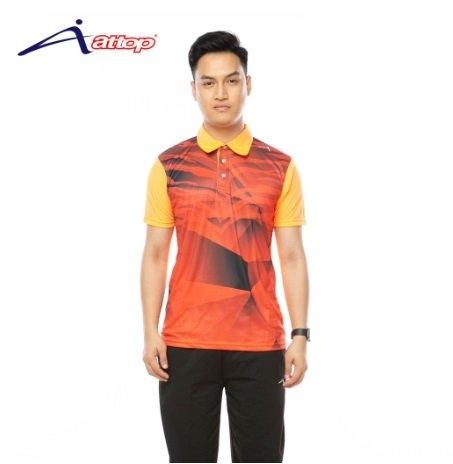 ATTOP COLLAR ADF1805 ORANGE Collar Sublimation Jersey Kuala Lumpur (KL), Malaysia, Selangor, Pandan Indah Manufacturer, Supplier, Supply, Supplies | Azzurri Enterprise Sdn Bhd