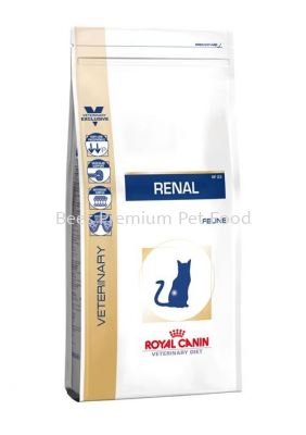 Royal Canin Renal Dry Cat Food 2kg