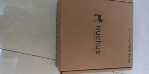 RUCKUS 916-R610WW00L: R610 INDOOR 802.11AC WAVE 2 WI-FI ACCESS POINT