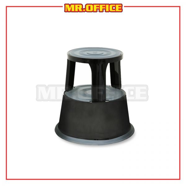 MR.OFFICE : WB-1123BK Black Kick Step Stool Step Stools ACCESSORIES Malaysia, Selangor, Kuala Lumpur (KL), Shah Alam Supplier, Suppliers, Supply, Supplies | MR.OFFICE Malaysia