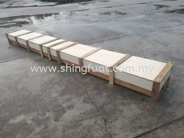 140mm(H) x 4670mm(L) x 530mm(W) Wooden Box Malaysia, Johor Bahru (JB), Pontian Manufacturer, Supplier, Supply, Supplies | Shing Fuat Timber Enterprise