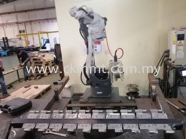 Robot Welding Others Johor Bahru (JB), Malaysia Supplier, Suppliers, Supply, Supplies | CKM Metal Technologies Sdn Bhd