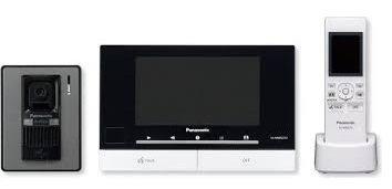 Panasonic SWD272 Wireless Video Intercom System