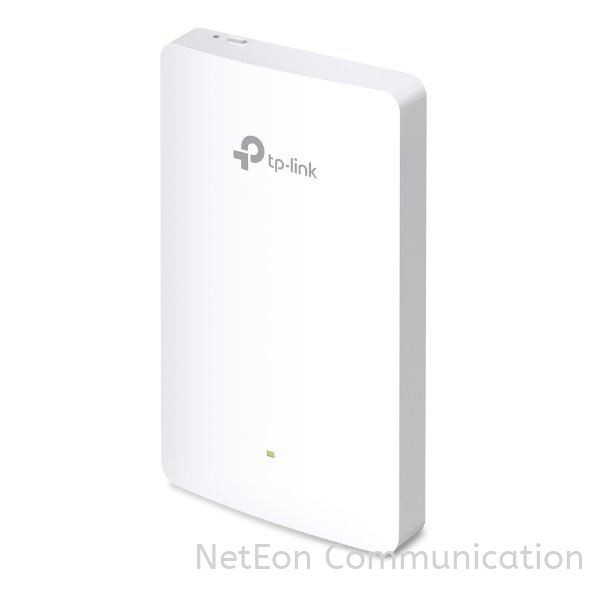 TP-Link Omada AC1200 Wireless MU-MIMO Wall-Plate Access Point TP-Link Indoor Models Wi-Fi Access Points Selangor, Malaysia, Kuala Lumpur (KL), Petaling Jaya (PJ) Supplier, Suppliers, Supply, Supplies | NetEon Communication Sdn Bhd