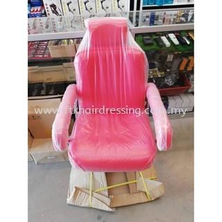 Barber Chair FTK-380D (Black) Barber Chair Malaysia, Pahang Supplier, Suppliers, Supply, Supplies | FTK MAJU TRADING (M) SDN BHD