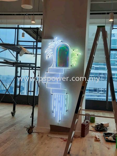 Neon Signage  Others Selangor, Malaysia, Kuala Lumpur (KL), Puchong Manufacturer, Maker, Supplier, Supply   PS Power Signs Sdn Bhd