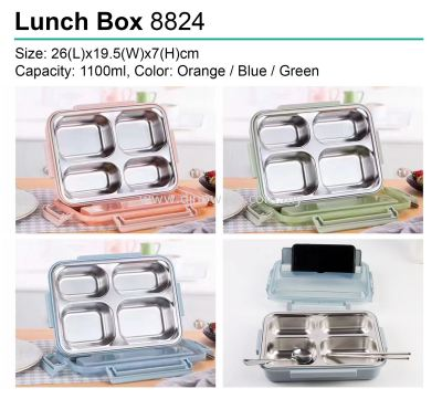Lunch Box 8824