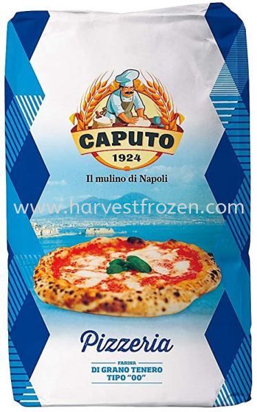CAPUTO 00 PIZZA FLOUR 2KG PACK Rice Grains and Flour JB, Johor Bahru, Malaysia Supply & Wholesale | Harvest Frozen Food Sdn. Bhd.