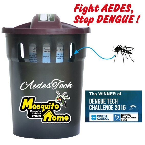 Aedestech Mosquito Home System Mosquito Trap Selangor, Kuala Lumpur (KL), Malaysia, Shah Alam Supplier, Suppliers, Supply, Supplies | One Team Networks Sdn Bhd