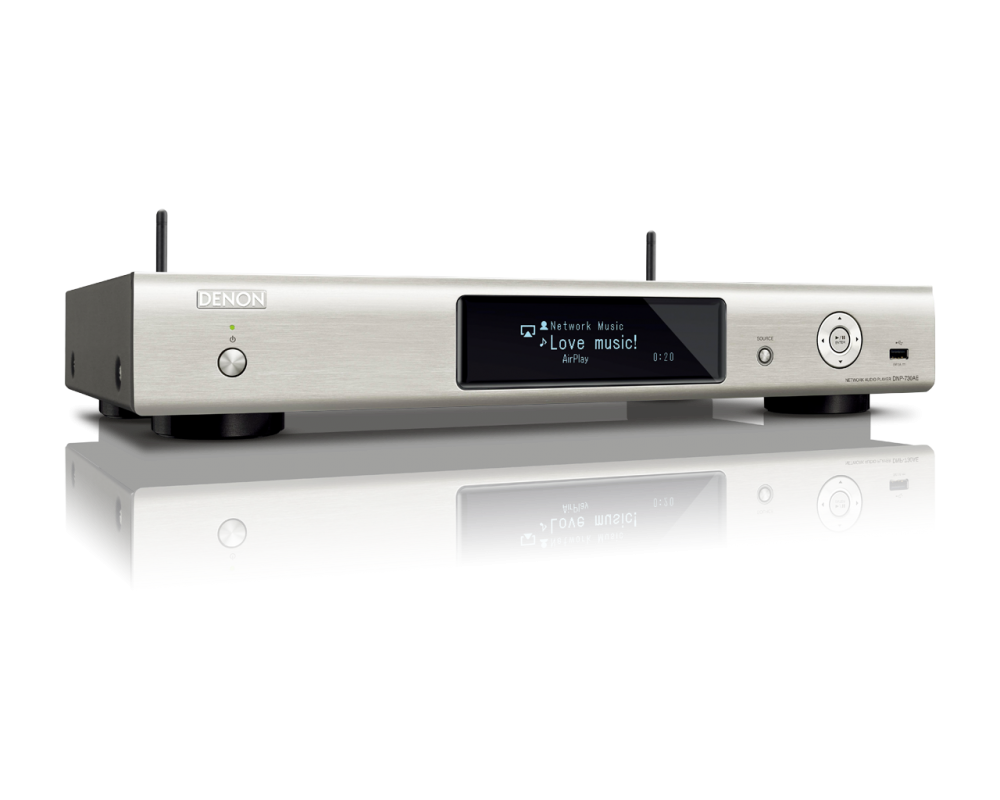 DENON DNP 730AE Network Audio Player with AirPlay