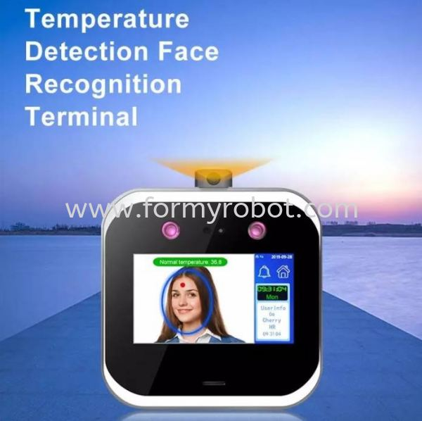 5 inch Touch Screen Face Recognition Scanner Body Temperature Detection. COVID-19 Selangor, Malaysia, Kuala Lumpur (KL), Puchong Supplier, Suppliers, Supply, Supplies | MAXYNE Automation Sdn Bhd