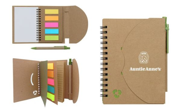Eco Notepad - NB 68  Notebook & Diary Corporate Gift Selangor, Malaysia, Kuala Lumpur (KL) Supplier, Suppliers, Supply, Supplies | Gift Tree Enterprise