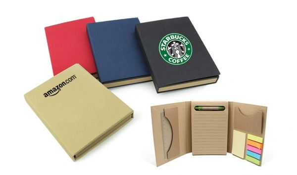 Eco Notepad Set - NB 111 Notebook & Diary Corporate Gift Selangor, Malaysia, Kuala Lumpur (KL) Supplier, Suppliers, Supply, Supplies   Gift Tree Enterprise