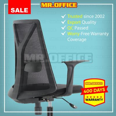 MR.OFFICE : YOYO MIDBACK MESH CHAIR