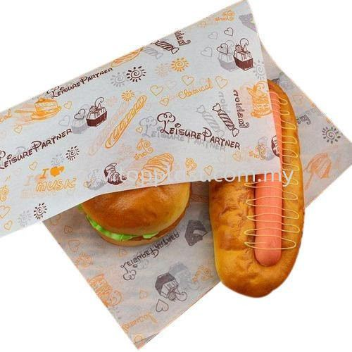 Burger Paper Packaging Products Penang, Malaysia Supplier, Manufacturer, Supply, Supplies | Top Plast Enterprise