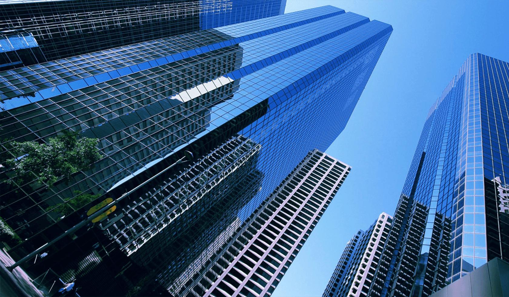 COMMERCIAL BUILDINGS  WINDOW FILM