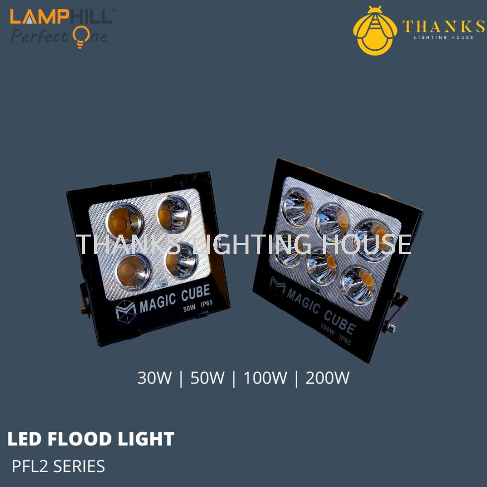 PFL2 30W 50W 100W 200W LED Flood Light