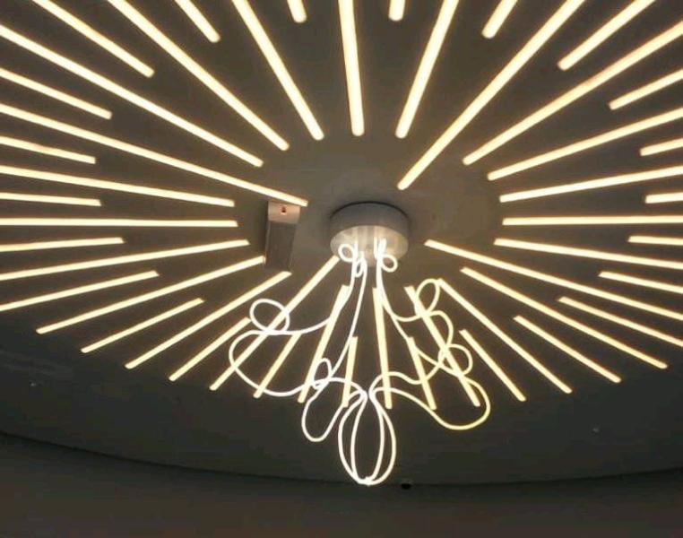 Chandlier Neon Light GLASS NEON Selangor, Malaysia, Kuala Lumpur (KL), Subang Jaya Manufacturer, Maker, Supplier, Supply | Far Art Neon Advertising