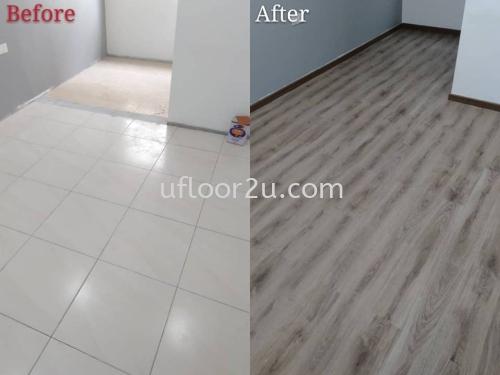 Vinyl Flooring Johor Promotion