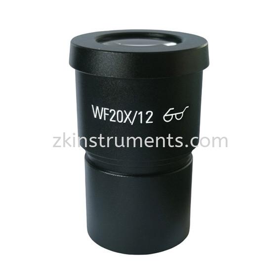 Eyepiece WF20X/12 Eyepiece Malaysia, Selangor, Kuala Lumpur (KL), Semenyih Manufacturer, Supplier, Supply, Supplies   ZK Instruments (M) Sdn Bhd