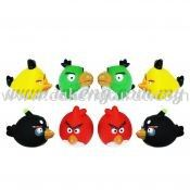 Angry Bird -Big 8pcs (DC-AB8) Cake Decoration Accessories Malaysia, Selangor, Kuala Lumpur (KL), Kapar Supplier, Delivery, Supply, Supplies   Natural Cake House