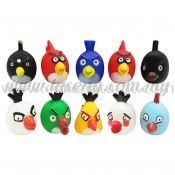 Angry Bird 10pcs (DC-AB10) Cake Decoration Accessories Malaysia, Selangor, Kuala Lumpur (KL), Kapar Supplier, Delivery, Supply, Supplies | Natural Cake House