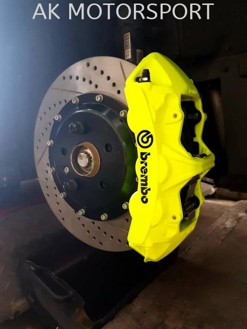 BREMBO GT6 6POT 355MM AUDI TT/TTS