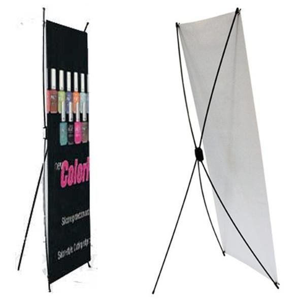 X Stand Banner (Normal) Display System  Inkjet Print Selangor, Malaysia, Kuala Lumpur (KL) Supplier, Suppliers, Supply, Supplies | Gift Tree Enterprise