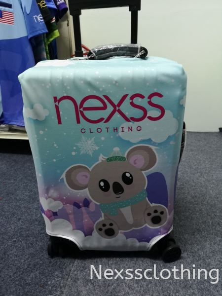 Luggage cover other Customize Product Kuala Lumpur (KL), Malaysia, Selangor, Kepong Jersey, Supplier, Supply | Nexss Marketing Sdn Bhd