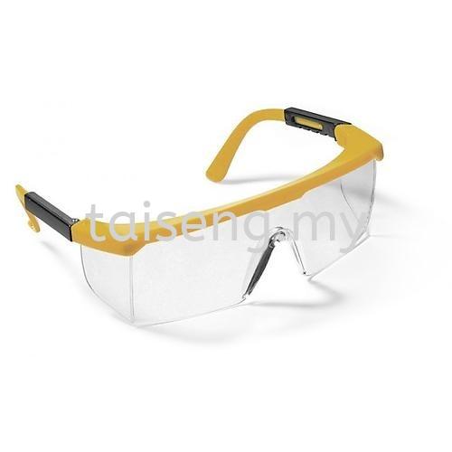 Picasaf Safety Eyewears (Yellow Frame) Safety Gears Johor Bahru (JB), Malaysia, Gelang Patah Supplier, Wholesaler, Supply, Supplies   Syarikat Logam & Bahan Pembinaan Tai Seng Sdn Bhd