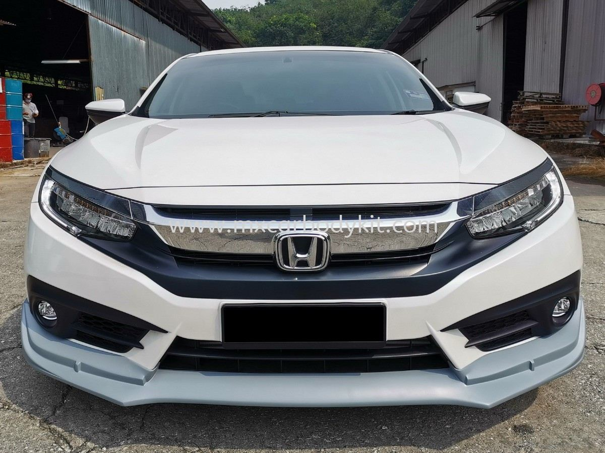HONDA CIVIC 2016 - 2019 FC ADD ON TYPE R BODYKIT  CIVIC FC 2016 HONDA Johor, Malaysia, Johor Bahru (JB), Masai. Supplier, Suppliers, Supply, Supplies | MX Car Body Kit