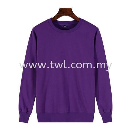 Sweater 025 Terry Plain