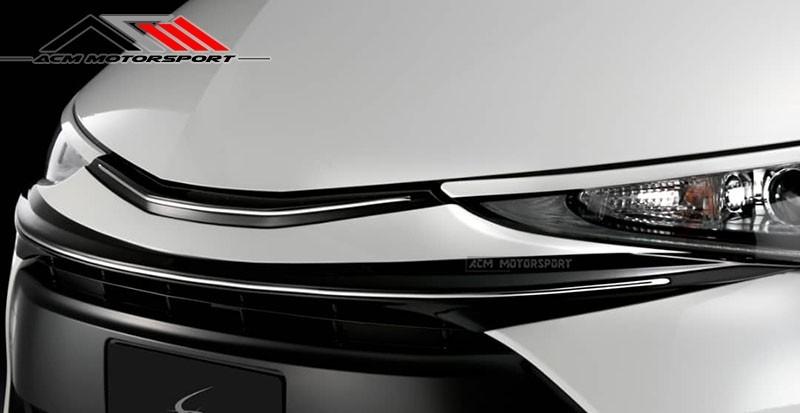 Toyota Estima 2017 SILK BLAZE Front Grille Estima 2016 Toyota Balakong, Selangor, Kuala Lumpur, KL, Malaysia. Body Kits, Accessories, Supplier, Supply | ACM Motorsport