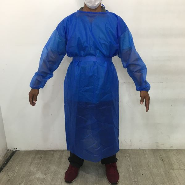 PPE Isolation Gown  Non Woven  Selangor, Malaysia, Kuala Lumpur (KL), Klang Supplier, Suppliers, Supply, Supplies | Standard Fashion Trading Sdn Bhd