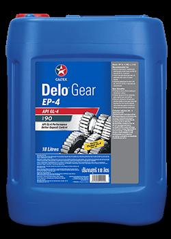 Delo Gear EP4 140 / 18L